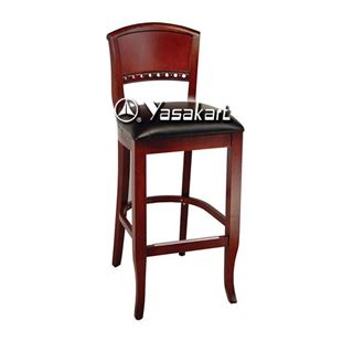 Picture of 031 Farmhouse Wood Barstool