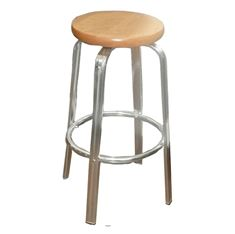 Picture of 171 Swivel Chrome Stool