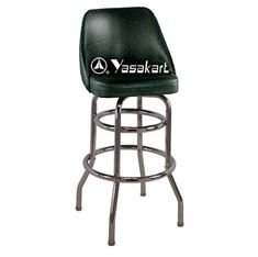 Picture of 008 Swivel Barstool w. Black Finish Base, Jumbo