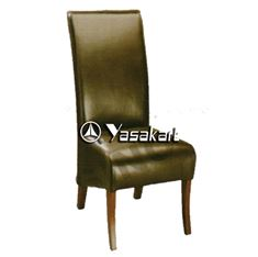Picture of CW3062 Regency Deluxe Leather Wood Side Chair