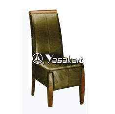 Picture of CW3071 High Back Deluxe Leather Wood Side Chair