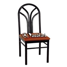 Picture of 043 Timber Metal Side Chair