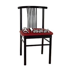 Picture of 044 Spindle Metal Side Chair