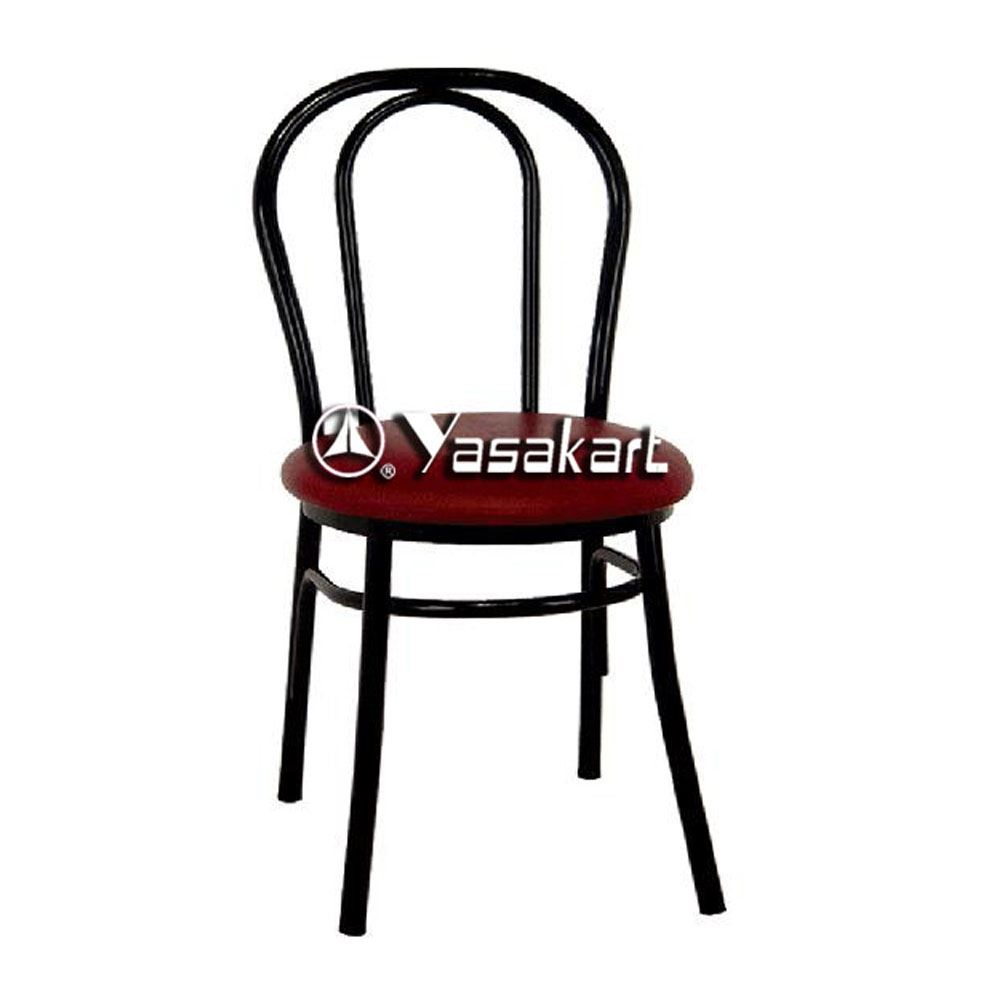 Picture Of 038 Classic Michael Thonet Metal Side Chair