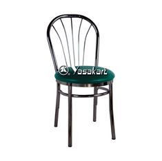 Picture of 040 Winsor Inspired Metal Side Chair