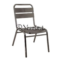 Picture of 023 Aluminum Slat Stacking Chair