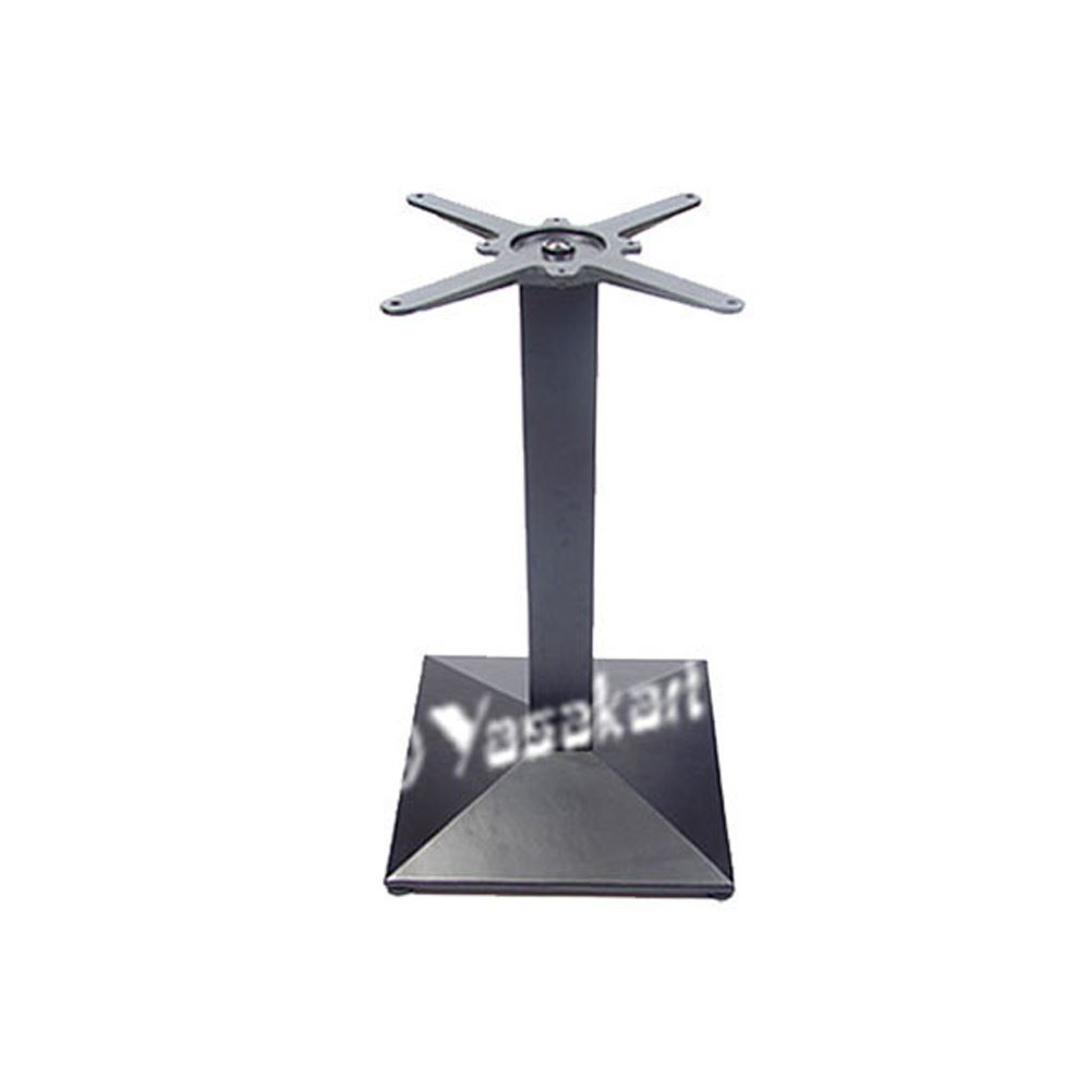 Standard Chair TB Cast Iron Metal Table Base Restaurant - Restaurant supply table bases