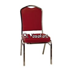 Picture of 120 Calhoun Convention Stacking chair w. Red pattern