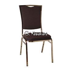 Picture of 136 Silhouse Stacking chair W. Gray Pattern