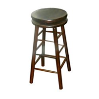 Picture for category Wood Backless Barstools