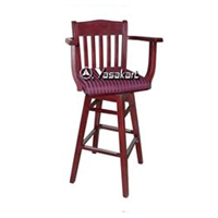 Picture for category Wood Swivel Barstools