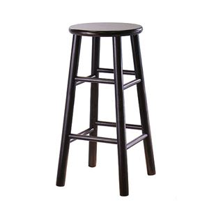 Picture of 007 Backless counter Stool (WALNUT)