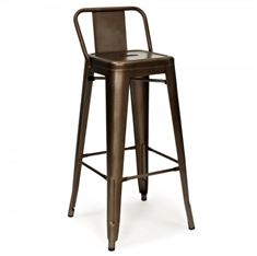 Picture of 1027 Kinsey COPPER Powder Coated Stool