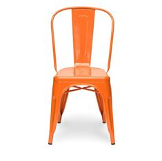 Picture of 1027 Kinsey ORANGE Powder Coated Chair