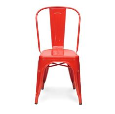 Picture of 1027 Kinsey RED Powder Coated Chair