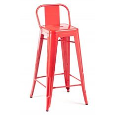 Picture of 1027 Kinsey RED Powder Coated Stool