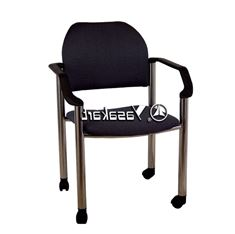 Picture of 148 Mariner BLUE Fabric Signature Stacking Chair